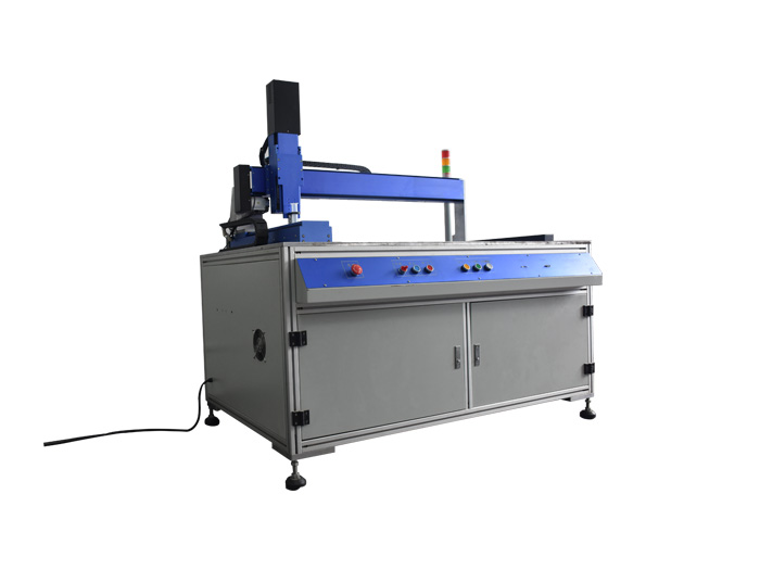 Full automatic glue filling machine